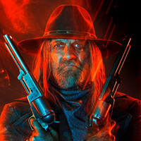 The Saint of Killers Preacher
