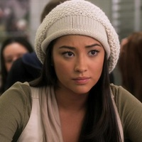 Emily Fields played by Shay Mitchell