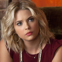 Hanna Marin played by Ashley Benson