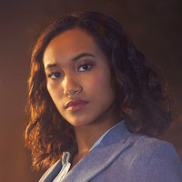 Caitlin Martell-Lewis played by Sydney Park