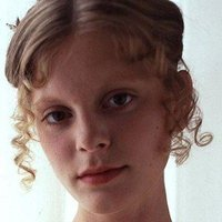 Georgiana Darcyplayed by Emilia Fox