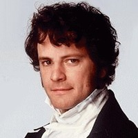 Mr. Darcyplayed by Colin Firth