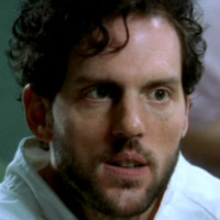 Charles 'Haywire' Patoshik played by Silas Weir Mitchell