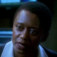 FBI Agent Lang played by Barbara Eve Harris