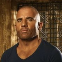 Lincoln Burrows played by Dominic Purcell
