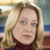 Vice President Caroline Reynolds played by Patricia Wettig