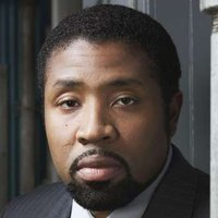 Wyatt played by Cress Williams