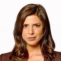 Angie Everett played by Cindy Sampson