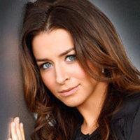 Dr. Amelia Shepherd played by Caterina Scorsone