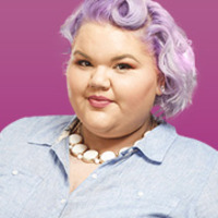 Ashley Nell Tipton - Designer played by  Image