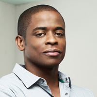 Burton 'Gus' Guster played by Dulé Hill