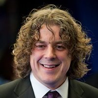 Alan Davies played by Alan Davies