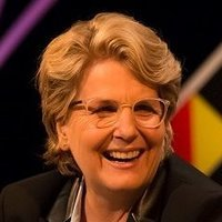 Sandi Toksvig - Host played by Sandi Toksvig