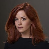 Maxine Carlson played by Sarah Greene