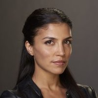 Zara Hallam played by Nazneen Contractor