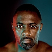 Idris Elba Rap City