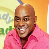 Ainsley Harriott - Presenter