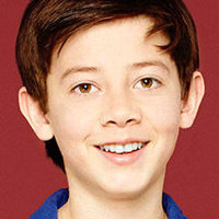 Charles 'Charlie' Hutchison played by Griffin Gluck