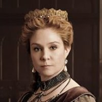 Catherine de' Medici played by Megan Follows