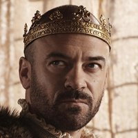 King Henry II played by Alan Van Sprang