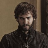 Nostradamus played by Rossif Sutherland