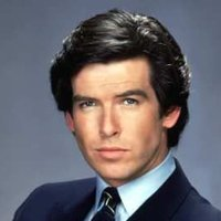 Remington Steele played by Pierce Brosnan