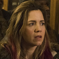 D'Arcy Bloom played by Alice Wetterlund