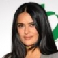 Salma Hayek Revealed with Jules Asner