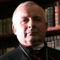 Cardinal Laveigh played by Christopher Biggins
