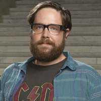 Aaron Pittman played by Zak Orth