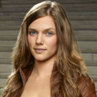 Charlotte  played by Tracy Spiridakos