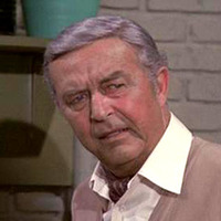 Duncan Calderwood played by Ray Milland