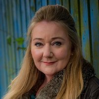 Maggie McLean played by Kathryn Howden