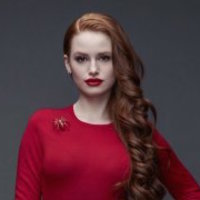 Cheryl Blossom played by Madelaine Petsch