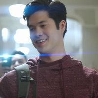 Reggie Mantle played by Ross Butler
