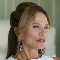 Irina played by Lena Olin
