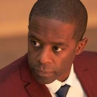 Robert Carver played by Adrian Lester