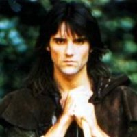 Robin of Loxley played by Michael Praed