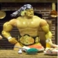 Hulk Hogan played by Hulk Hogan