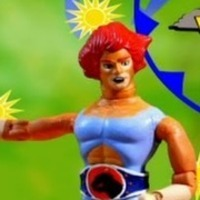Lion-O played by Seth MacFarlane