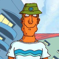 Ray 'Raymundo' Rocket played by John Kassir