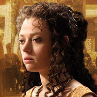 Jocasta played by Camilla Rutherford