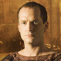 Quintus Pompey played by Rick Warden