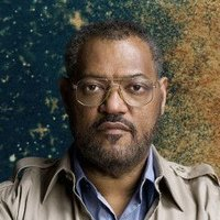 Alex Haley played by Laurence Fishburne