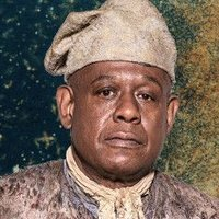 Fiddler played by Forest Whitaker