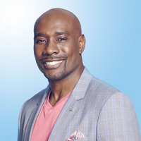 Dr. Beaumont Rosewood played by Morris Chestnut