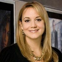 Audrey Bingham played by Megyn Price