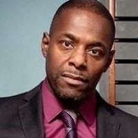 Mark played by Paterson Joseph
