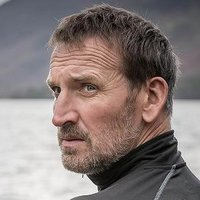 Robert played by Christopher Eccleston