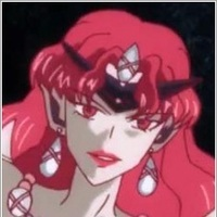 Queen Beryl Pretty Guardian Sailor Moon Crystal
